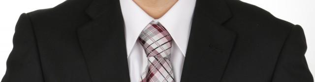 就活に合うネクタイ選び。チェック柄はNG?