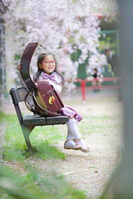 卒園、入学の記念撮影も三宮ココロスタジオ
