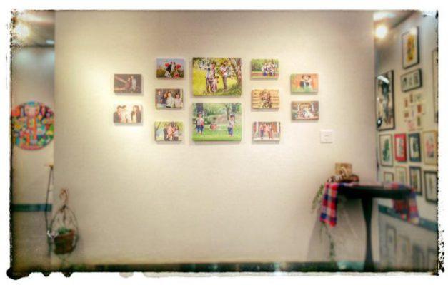 家族のキズナ展|神戸三宮ココロスタジオ
