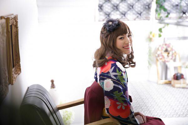 卒業袴レンタル&前撮りは三宮ココロスタジオで☆