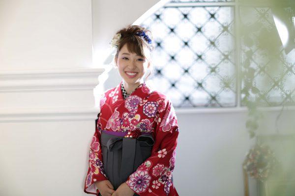 卒業袴レンタルも前撮りもお得満載の三宮ココロスタジオ